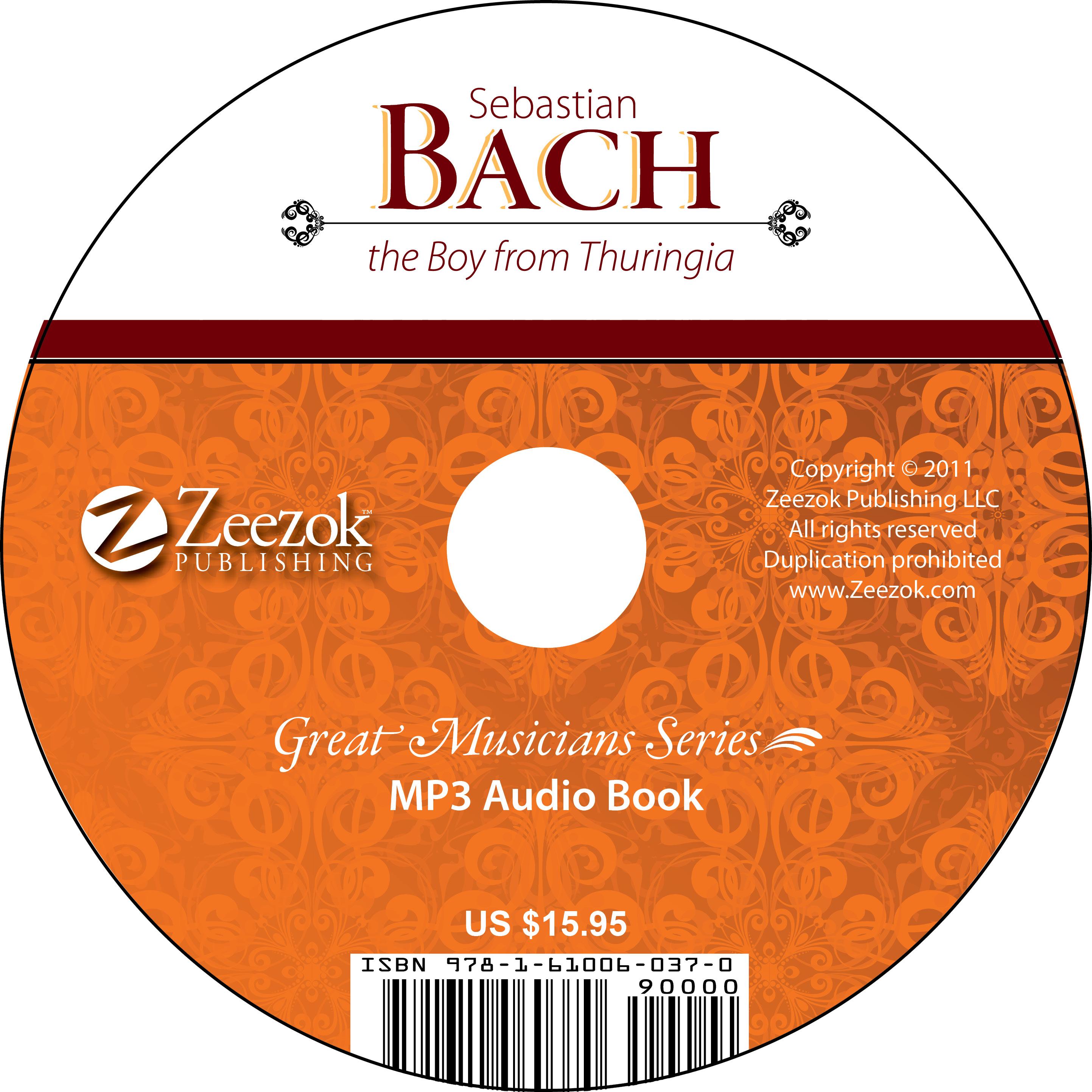 Sebastian Bach, The Boy from Thuringia Audio Book on CD ... - photo#9
