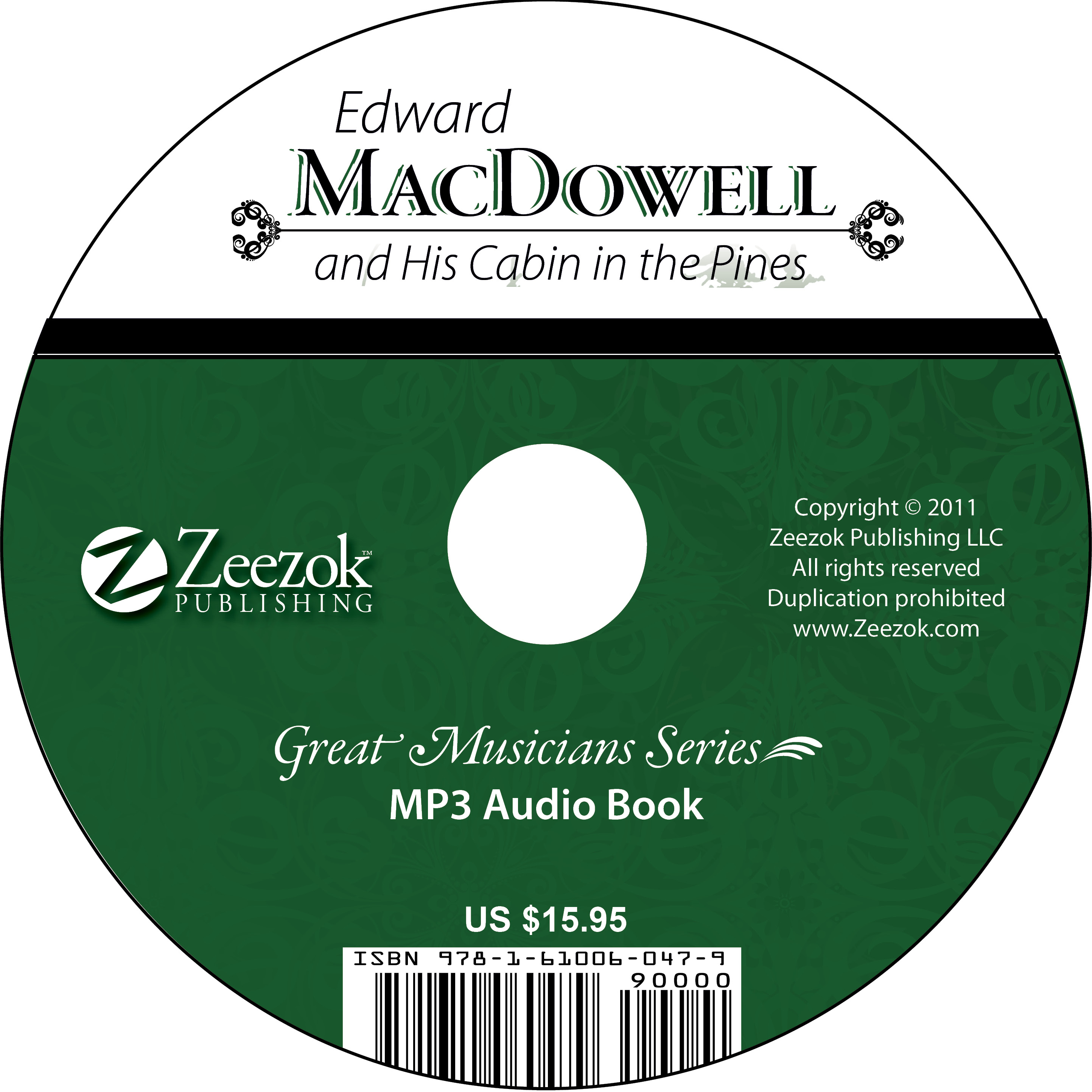 Edward MacDowell and His Cabin in the Pines Audio Book on ... - photo#49