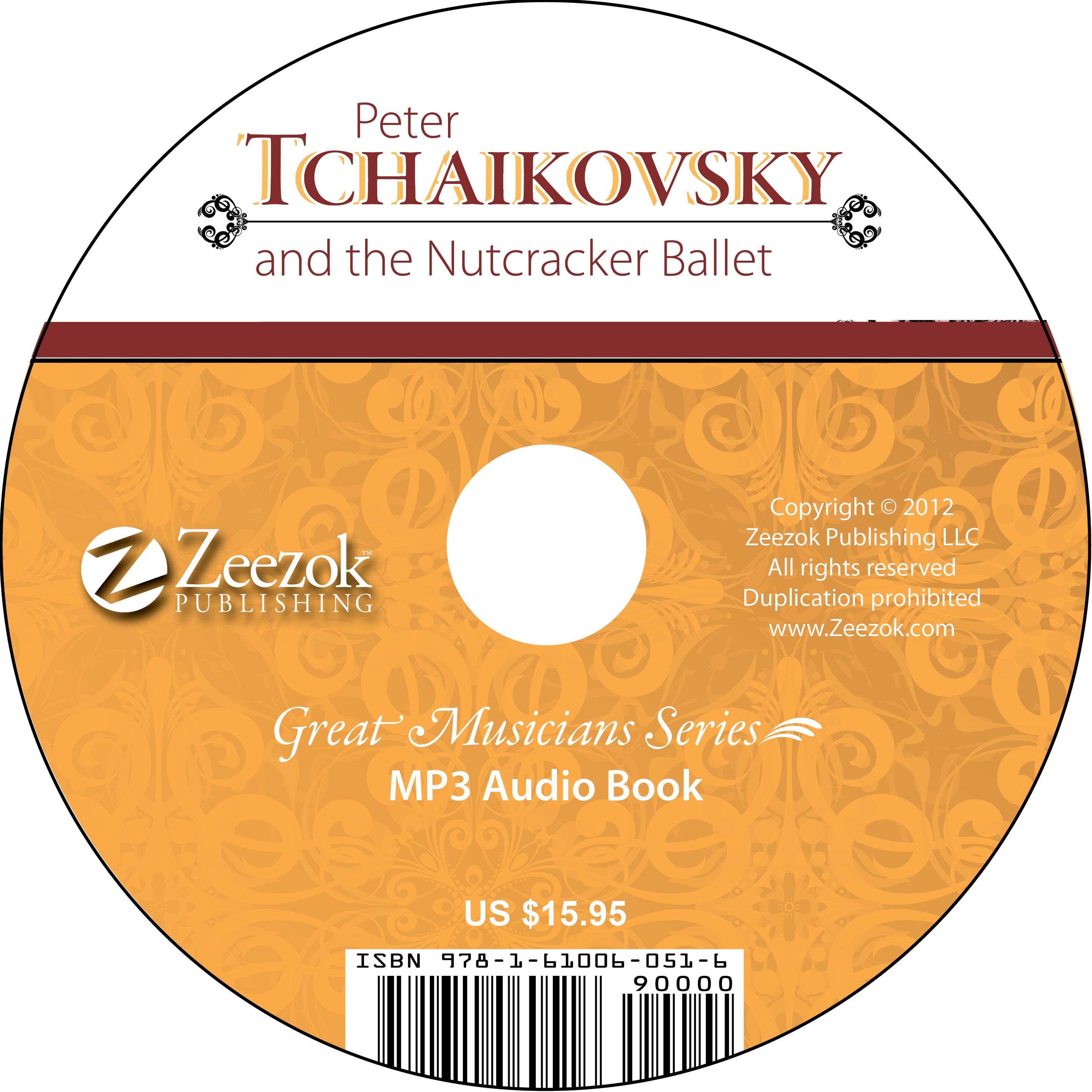 Peter Tchaikovsky and the Nutcracker Ballet Audio Book on ... - photo#8