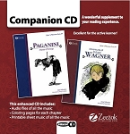 Companion CD - Paganini / Wagner (MP3 download)