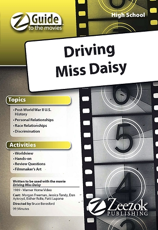 an introduction to the analysis of driving miss daisy Students to engage in literary analysis,  chicago study guide theatre under the stars (c)  driving miss daisy, and the original grease.