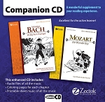 Companion CD - Bach/Mozart