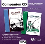 Companion CD - Handel / Schumann (MP3 download)