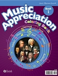 Music Appreciation Coloring Book