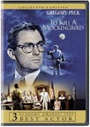 To Kill a Mockingbird DVD (1962)