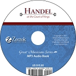 Handel at the Court of Kings Audio Book MP3 (download)