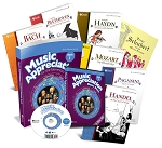 Music Appreciation Book 1 Collection with Audio Book (Download)