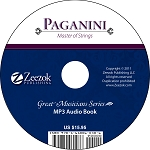 Paganini, Master of Strings Audio Book MP3 (download)
