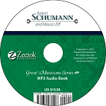 Robert Schumann and Mascot Ziff Audio Book MP3 (download)
