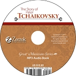 The Story of Peter Tchaikovsky Audio Book MP3 (download)