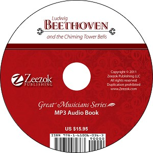 Ludwig Beethoven and the Chiming Tower Bells Audio Book MP3 (download)