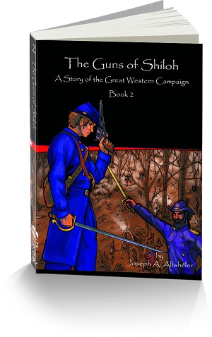 Civil War Series Book 2: The Guns of Shiloh