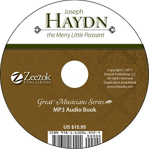 Joseph Haydn, The Merry Little Peasant Audio Book MP3 (download)