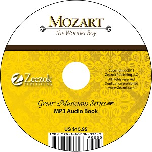 Mozart, The Wonder Boy Audio Book MP3 (download)