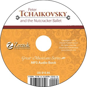 Peter Tchaikovsky and the Nutcracker Ballet Audio Book MP3 (download)