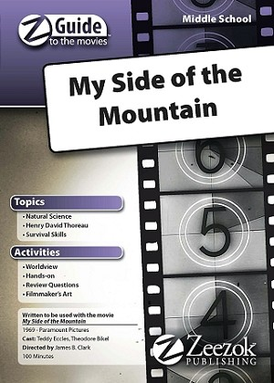 My Side of the Mountain Z-Guide (Middle School)