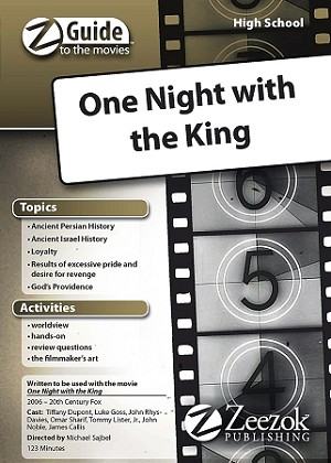 One Night with the King Z-Guide (High School)