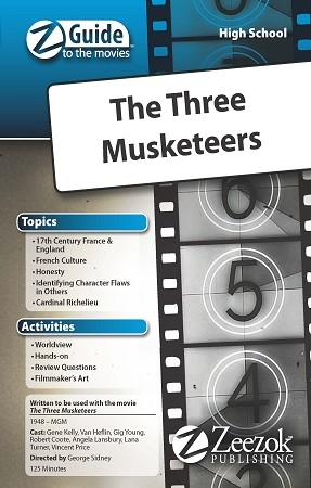 The Three Musketeers Z-Guide (High School)