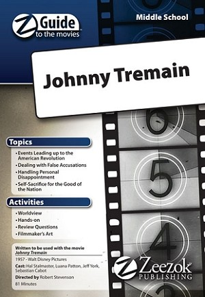 Johnny tremain z guide middle school fandeluxe Image collections