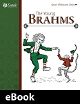 The Young Brahms eBook