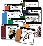 Great Musician Series Audio Book Collection Set 2 MP3 (download)