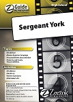 Sergeant York Z-Guide (High School)