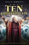 The Ten Commandments DVD (1956)